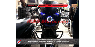 MXSHL187 Projector Headlight Bajaj Pulsar 150