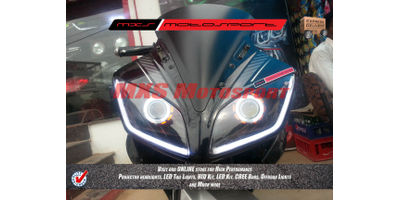 MXSHL189 Proojector Headlight Yamaha R15 v2