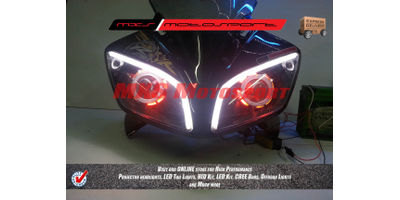 MXSHL192 Projector Headlight Yamaha R15
