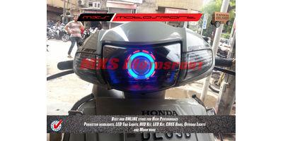 MXSHL190 Led Projector Headlight Honda Activa