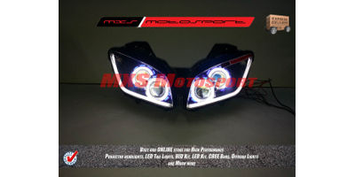 MXSHL194 Projector Headlight Yamaha R15 V2