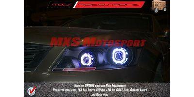 MXSHL171 Chevrolet Cruze Dual Robotic Eye Projector Headlights
