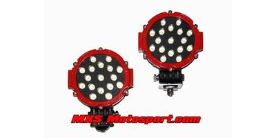 MXSORL24 High Performance 96W CREE LED Light Car, SUV and Off Road light