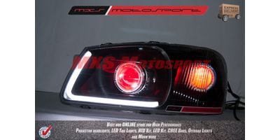 MXSHL160 Dual Projector Headlight Hyundai Accent