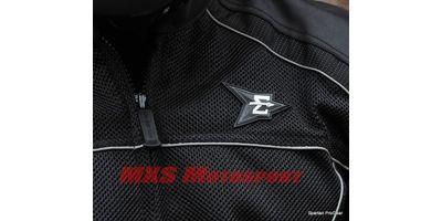 MXS1978 ASPIDA Helios Classic Mesh Jacket Black