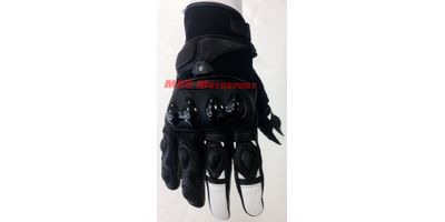 MXS1972 Aspida- Phaeton White Biking Gloves