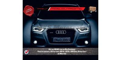 MXS Motosport Audi Q3 Fog Lamp HID KIT with 6 Months* Warranty