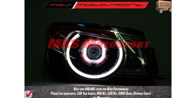 MXSHL150 Robitic Eye Projector Headlight For Mahindra Bolero