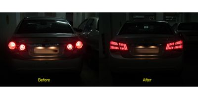 MXSTL33 LED Tail Light for Chevrolet Cruze Old Model