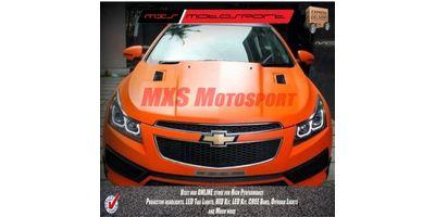MXSHL06 Motosport Chevrolet Cruze Headlights audi style Day running light Projector