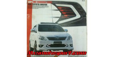 MXS2203 Toyota innova Type 3 LED Fog Lamps Day Time running Light