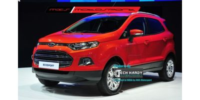 MXS- High end HID kit with true AC Blaster for Ford EcoSport