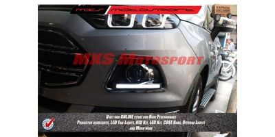 MXS1918 LED Fog Lamps Day Time running Light Ford Ecosport (Pair)