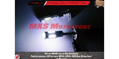 MXS2187 White H1 LED fog lamps HID Type Headlamp Bulb For Cars (Pair)