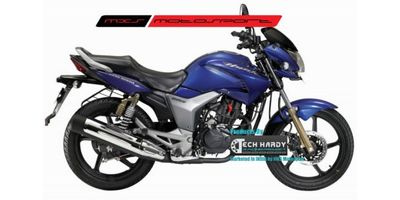 MXS- High end HID kit with true AC Blaster for Hero Honda Hunk
