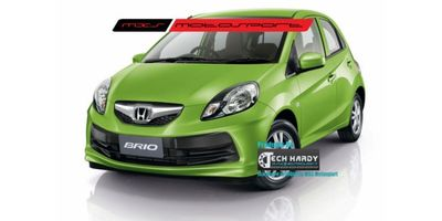 MXS- High end HID kit with true AC Blaster for Honda Brio