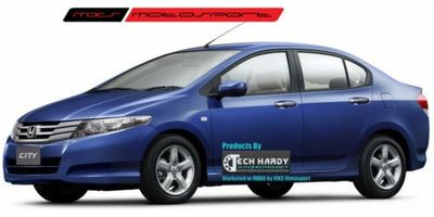 MXS- High end HID kit with true AC Blaster for Honda City