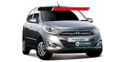MXS- High end HID kit with true AC Blaster for Hyundai i10