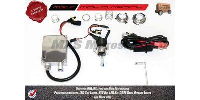 Honda Dream Yuga: MXS Motosport 55W HID KIT 6 Months* Warranty BI-XENON Light