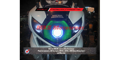 MXSHL253 Projector Headlights Hero Honda Karizma ZMR