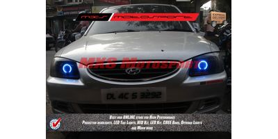 MXSHL84 Projector Headlights Hyundai Accent