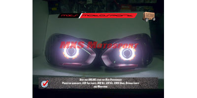 MXSHL257 Projector Headlights Hyundai Verna