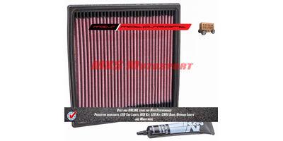 MXS K&N DU-0900 Air Filter