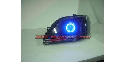 MXSHL407 Projector Headlights Mahindra Logan Verito
