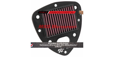 MXS K&N SU-8009 Air Filter
