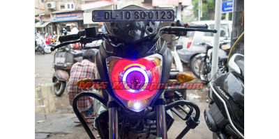 MXSHL224 Projector Headlight Yamaha FZ