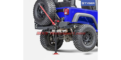 "MXS2434 Off Road Farm Jack 48"" For Mahindra Thar/Jeep/Suv Car"