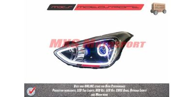 MXSHL48 Robitic Eye Projector Headlights Hyundai Grand i10