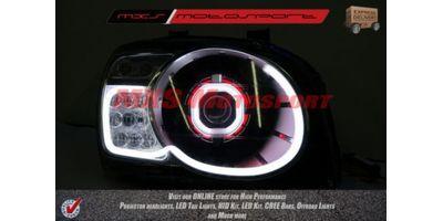 MXSHL50 Robitic Eye Projector Headlight For Mahindra Scorpio