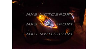MXSHL03 Maruti Suzuki Swift & Dzire Headlights Bi Xenon projector Day running light