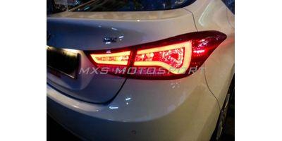 MXSTL19 LED Tail Lights Hyundai Elantra