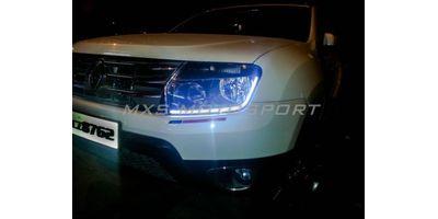 MXSHL47  Projector Headlights Day running light Renault Duster