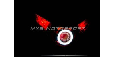 MXSHL140 Honda CBR250R Headlights Bi Xenon projector, HID & Day running light