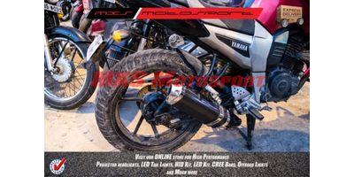 MXS053 Tech Hardy Yamaha FZ16 Exhaust muffler silencer