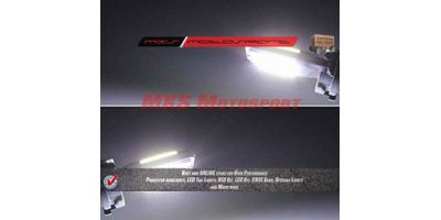 Tech Hardy T10 COB LED Lamps White CANBUS Parking Bulbs For Piaggio Vespa VX