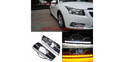 MXS1919 LED Fog Lamps Day Time running Light Chevrolet Cruze