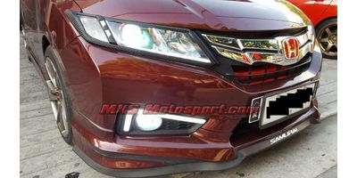 MXS1917 LED Fog Lamps Day Time running Light Honda City i-Dtec