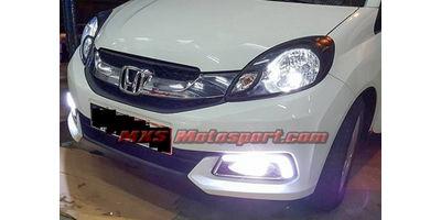 MXS2344 Honda Mobilio LED Fog Lamps Day Time running Lights