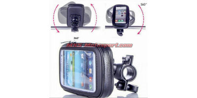 MXS2413 Waterproof Bike Mobile Phone Holder Stand