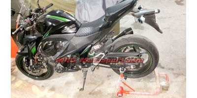 MXS2424 Paddock Stand with Swingarm Mounts Kawasaki Ninja Z800