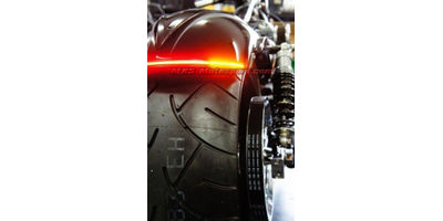 MXS2440 Flexible LED Light Brake and Turn Signals For Motorcycle