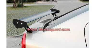 MXS2441 Adjustable GT Aluminum Rear Trunk Wing Racing Spoiler Universal Car