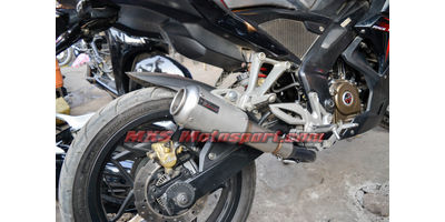 MXS2454 Tech Hardy Titanium Stage - 1 Racing  Exhaust Muffler Silencer Bajaj Pulsar 200 NS