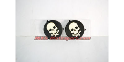 MXS2467 Daytime Flip Chip Led Skull Lights