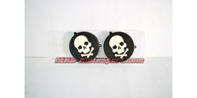 MXS2467 Daytime Flip Chip Led Skull Lights