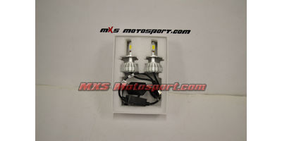 MXS2486 LED Headlight Bulb Car White HIGH LOW Beam like HID Cree